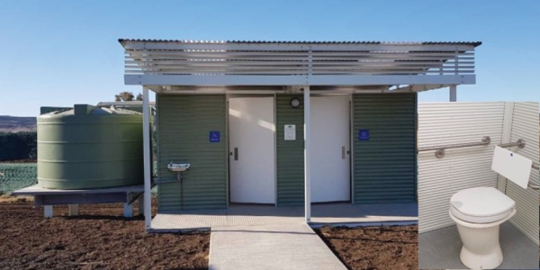 Commercial composting toilets – the tankless alternative
